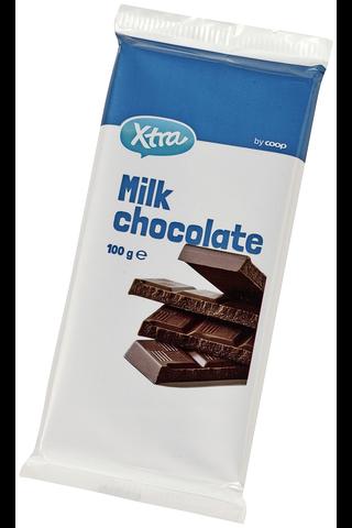 X-tra Milk chocolate 100 g