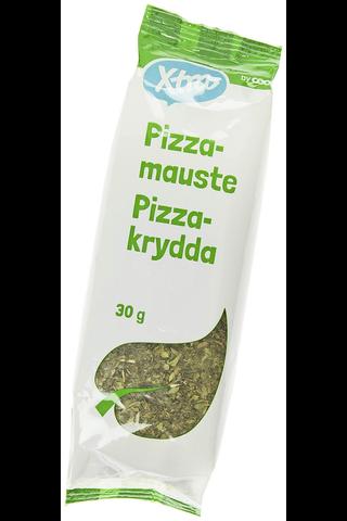 Pizzamauste