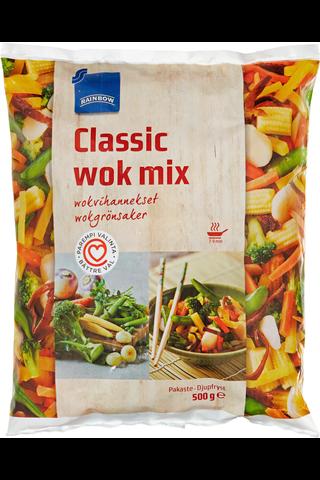 Rainbow Classic wok mix 500 g