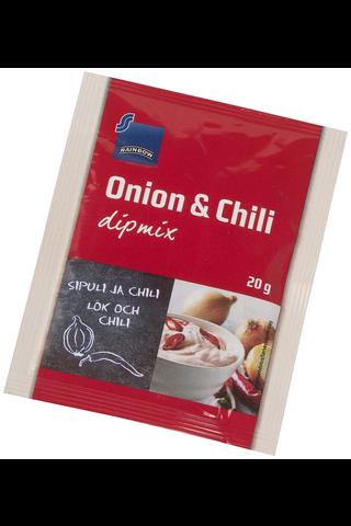 Rainbow Dipmix onion & chili 20 g