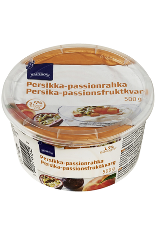 Persikka-passionrahka 3,5% 500 g