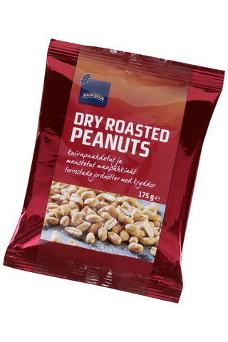 Rainbow Dry roasted peanuts 175 g