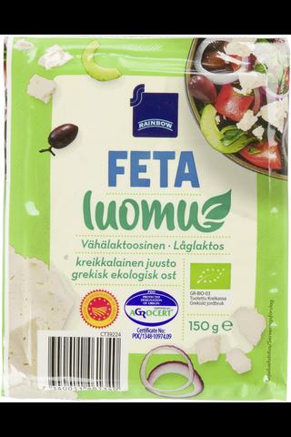 Feta Organic 150.00 gram