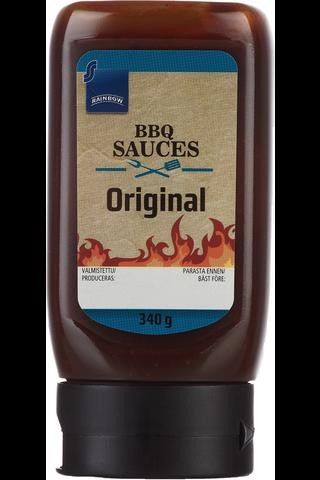 BBQ sauce original grillauskastike 340g