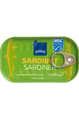 MSC Sardines in Oil 120.00 gram