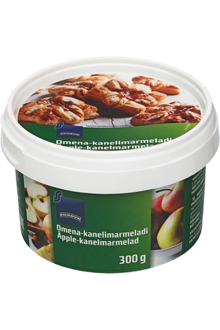Omena-kanelimarmeladi 300 g