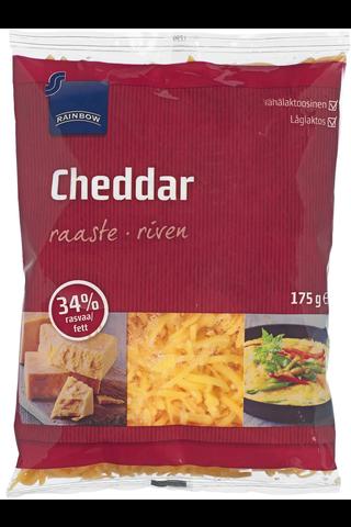 Cheddarjuustoraaste 32% rasvaa, 175g