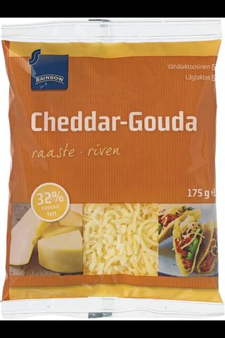 Cheddar-gouda juustoraaste 175g