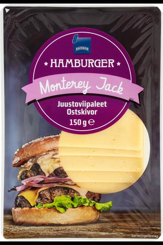 Rainbow 150g Monterey Jack juustoviipaleet 31%