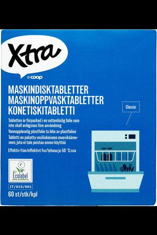 Xtra konetiskitabletteja 60kpl