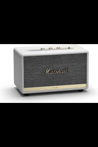 Marshall Acton II bluetooth-kaiutin valkoinen