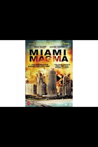 DVD Miami Magma