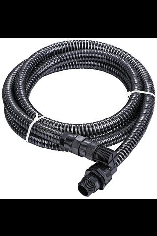 F-Pump imuletku pohjaventiilillä 7m musta