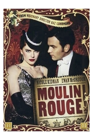 Dvd Moulin Rouge