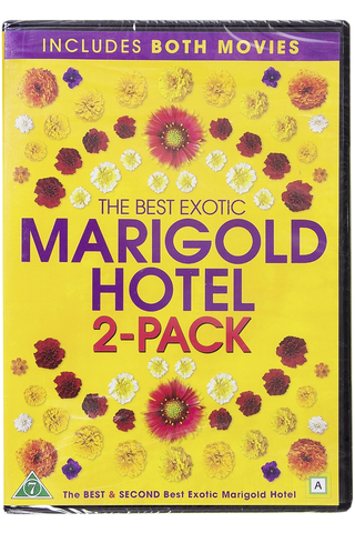 Dvd Best Exotic Marigold