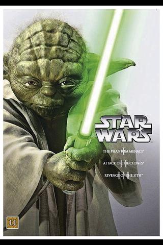 Dvd Star Wars Prequel T