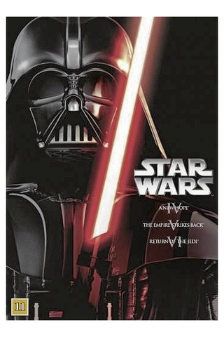 Dvd Star Wars Original T