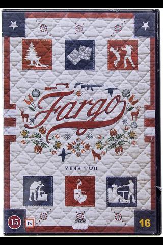 Dvd Fargo Kausi 2