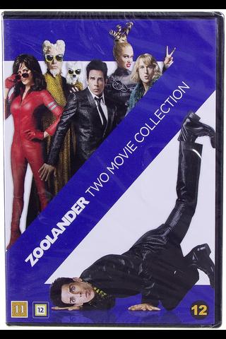 Dvd Zoolander 1+2