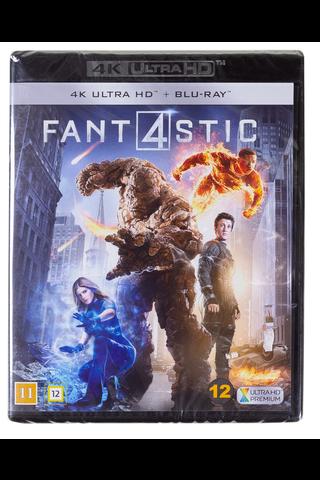 4K Fantastic Four