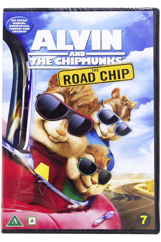 Bd Alvin The Road Chip