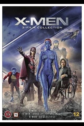 Dvd X-Men Prequel Trilog