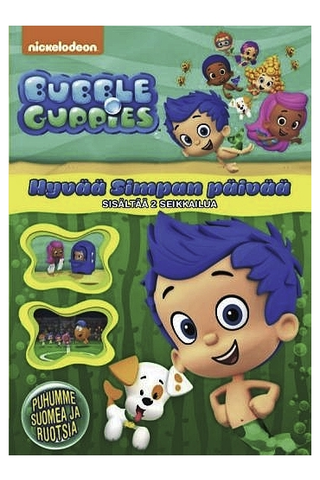 Dvd bubble guppies 1/1