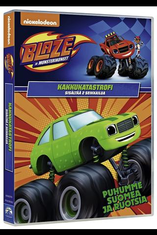 Dvd Blaze Ja Monsterikon