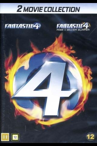 Dvd Fantastic Four 1-2