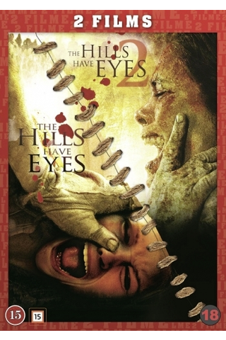 Dvd Hills Have Eyes 1-2