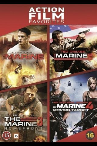 Dvd Marine 1-4 Boxset