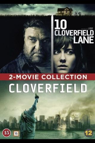 Dvd Cloverfield 1+2