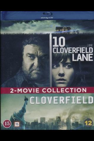 Bd Cloverfield 1+2