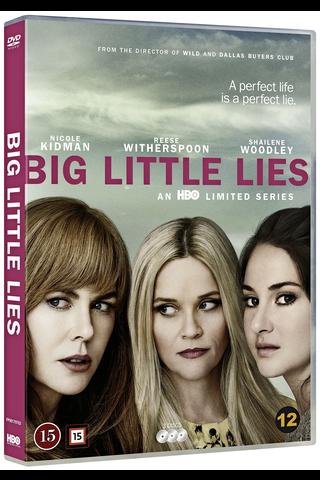 Dvd Big Little Lies 1 Ka
