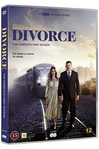 Dvd Divorce Kausi 1