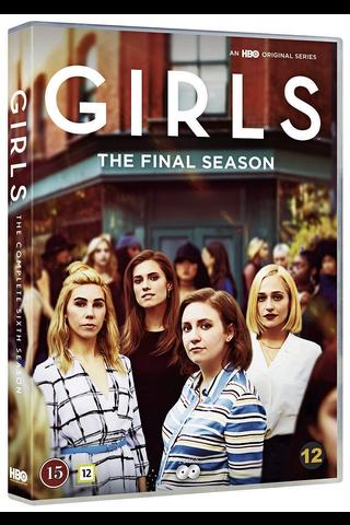 Dvd Girls 6 Kausi