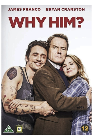 Dvd Why Him