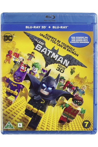 3D Lego Batman Elokuva