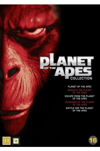 Dvd Planet Of The Apes