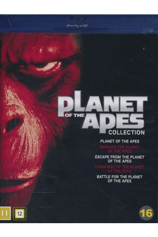 Bd Planet Of The Apes