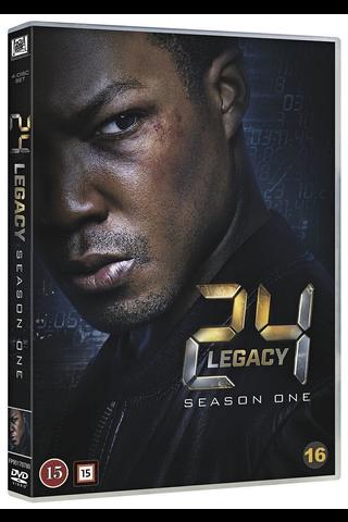 Dvd 24 Legacy