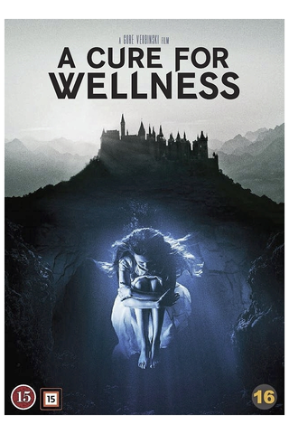 Dvd A Cure For Wellness