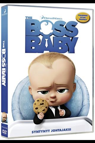 Dvd Boss Baby