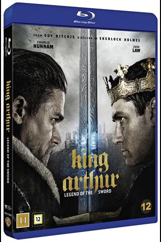 Bd King Arthur Legend O