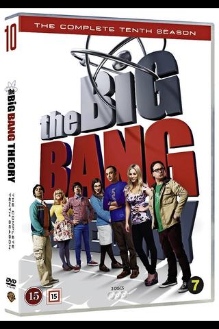 Dvd Big Bang Theory 10