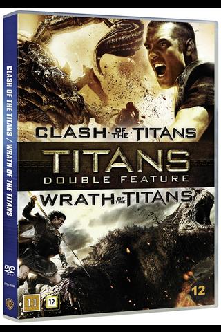 Dvd Clash Of The Titans