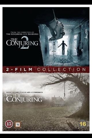 Dvd Conjuring 1-2 Box