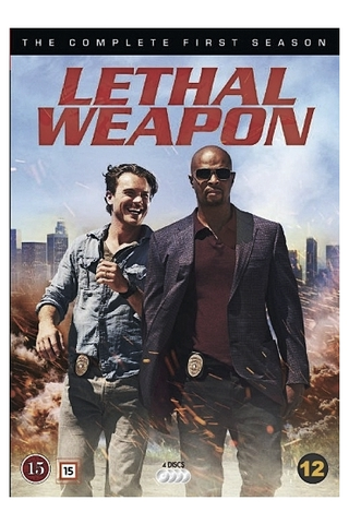 Dvd Lethal Weapon 1 Kaus
