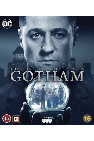 Bd Gotham 3 Kausi