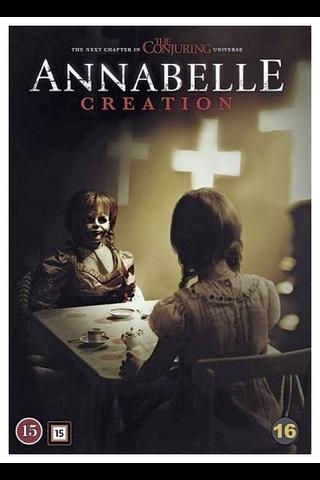 Dvd Annabelle Creation